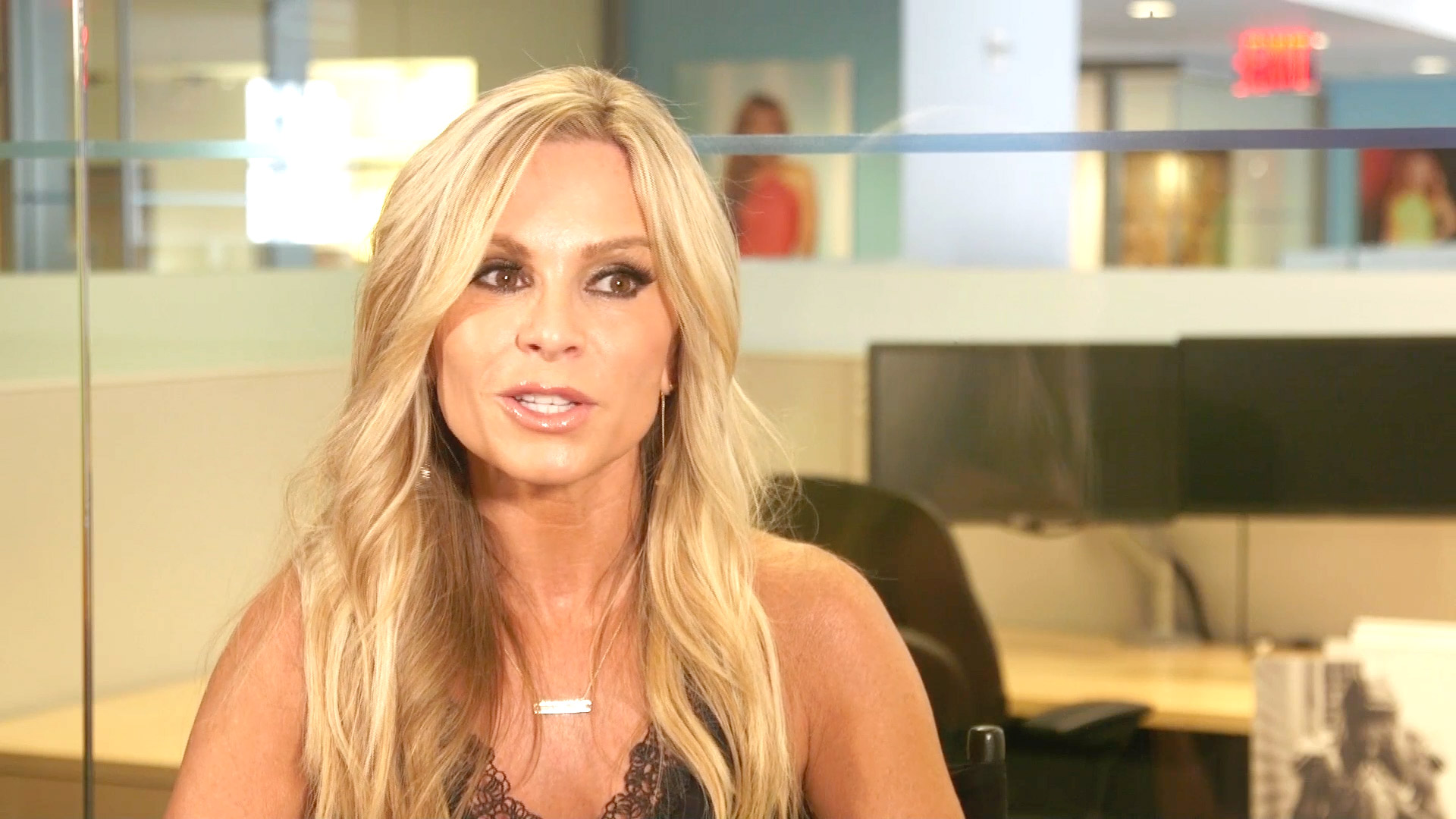 """Tamra Judge Says """"All Hell Broke Loose"""" After Opening Up About Her Daughter on RHOC"""
