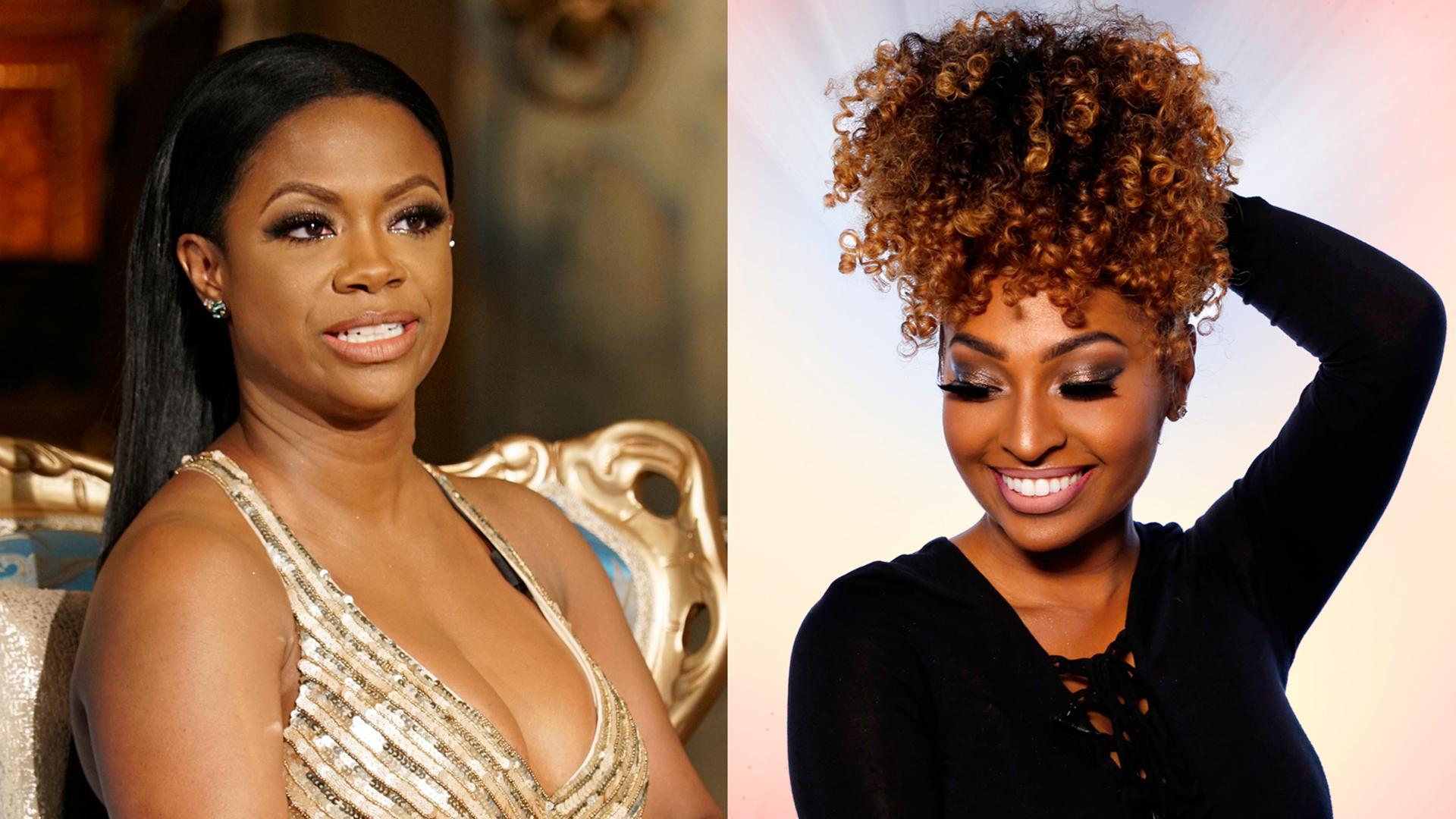 Kandi Burruss The Real Housewives Of Atlanta Reunion Beauty Lookbook