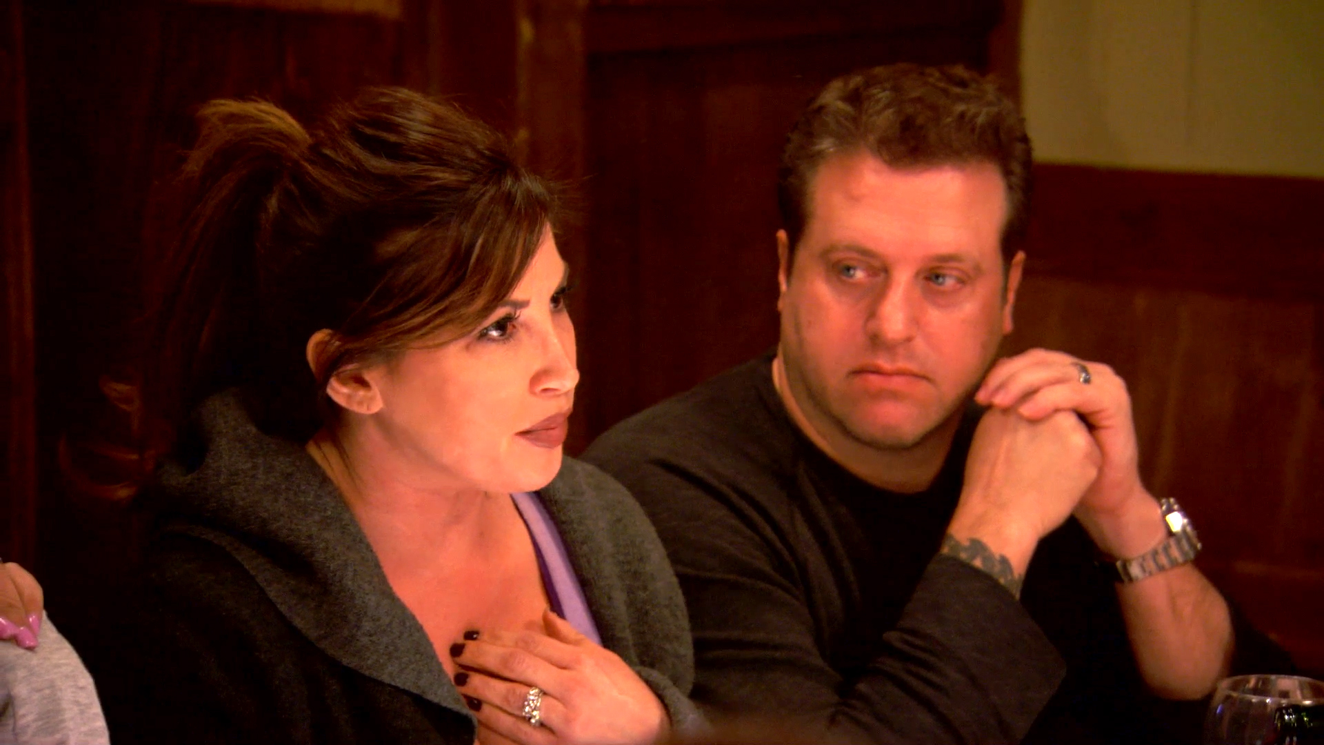 melissa gorga: jacqueline's crazy outbursts are calculated | the
