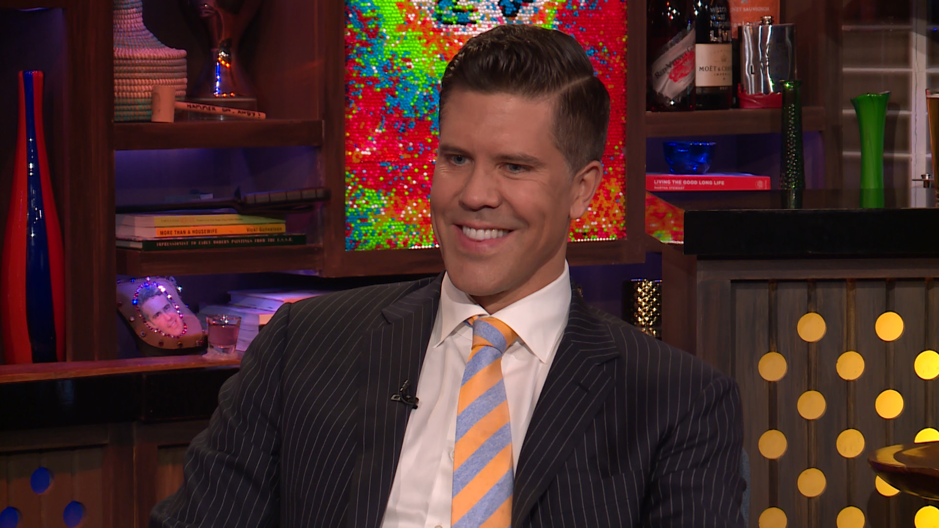 Fredrik eklund comments on working with bethenny frankel the daily fredrik eklund from mdlny and rhonys bethenny frankel have a new real estate series coming to bravo and andy cohen asks fredrik a speed round of colourmoves Gallery