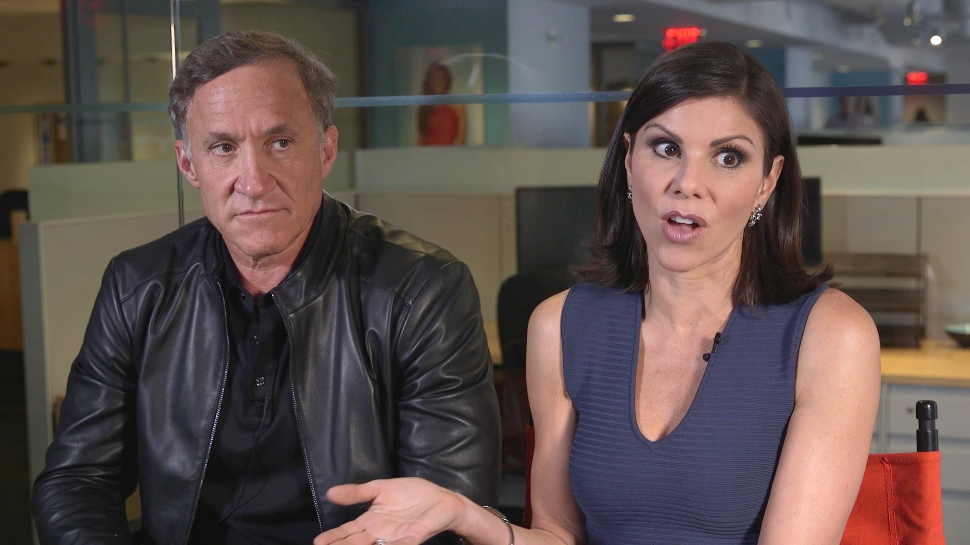 Terry Dubrow Is Completely Unrecognizable in This Photo from the '70s
