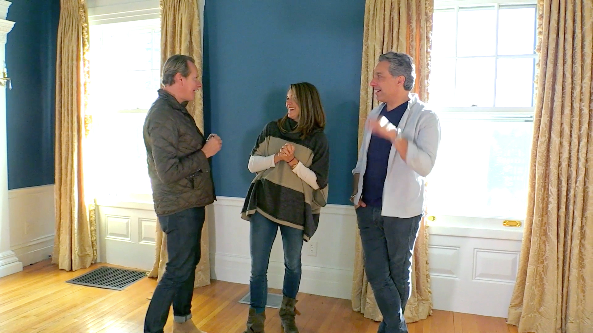 watch did carson kressley and thom filicia just fire their. Black Bedroom Furniture Sets. Home Design Ideas