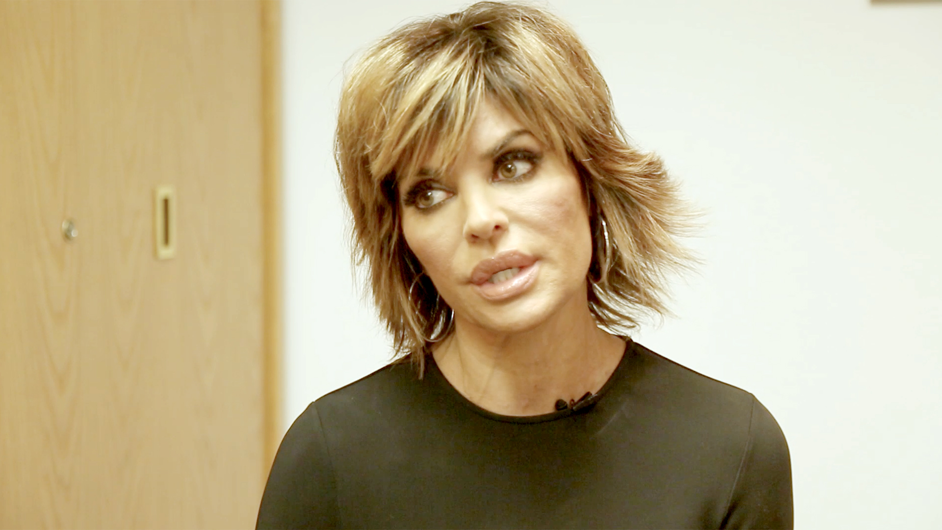 Lisa Rinna: I Take Responsibility For The Part I Have
