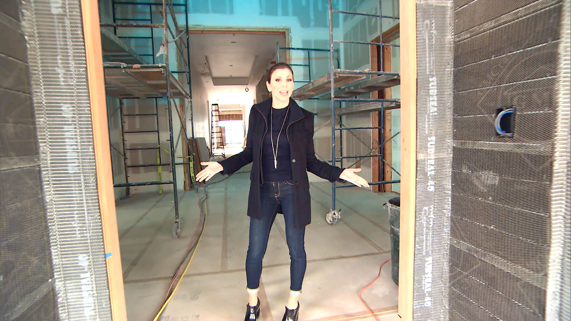 Heather Dubrow New House Kitchen