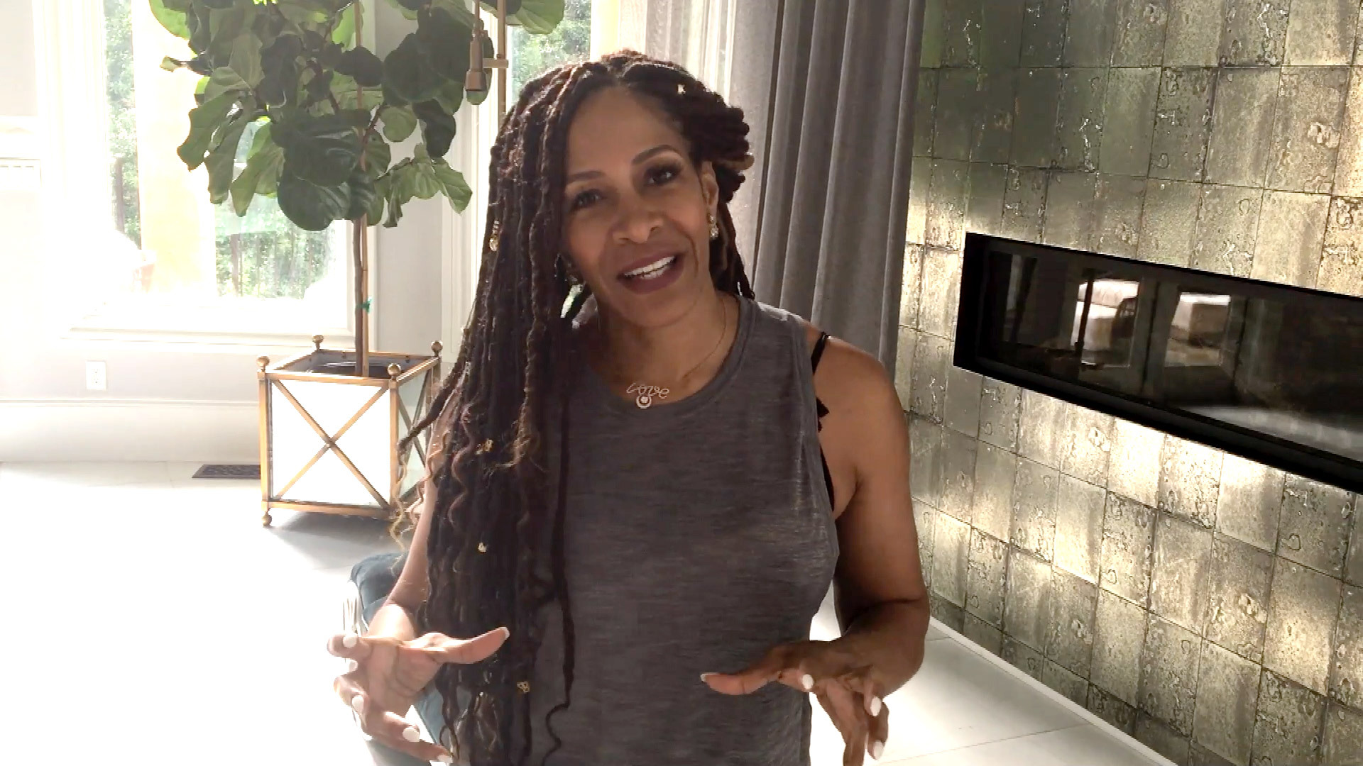 Sheree Whitfield Has A New Hairstyle Watch Video The Daily Dish