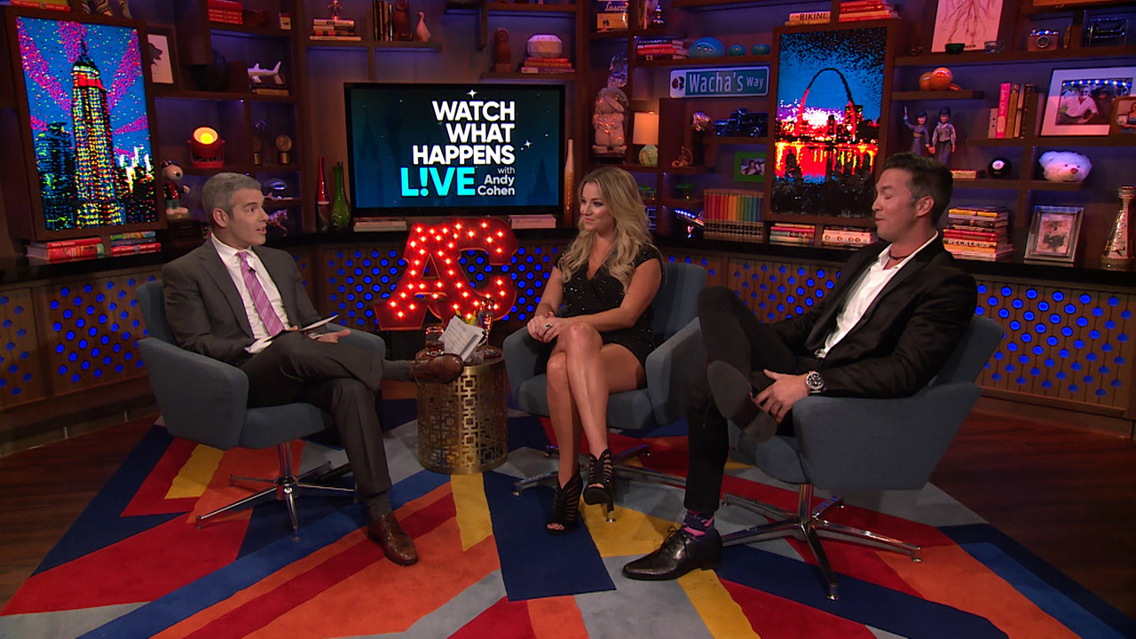 Watch After Show: Bobby Giancola Strips Down in the Clubhouse | Watch What  Happens Live with Andy Cohen Videos