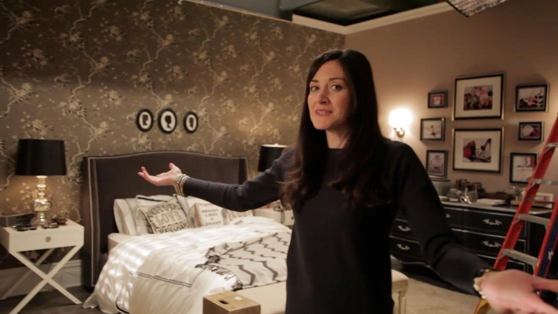 Hot mom in bedroom