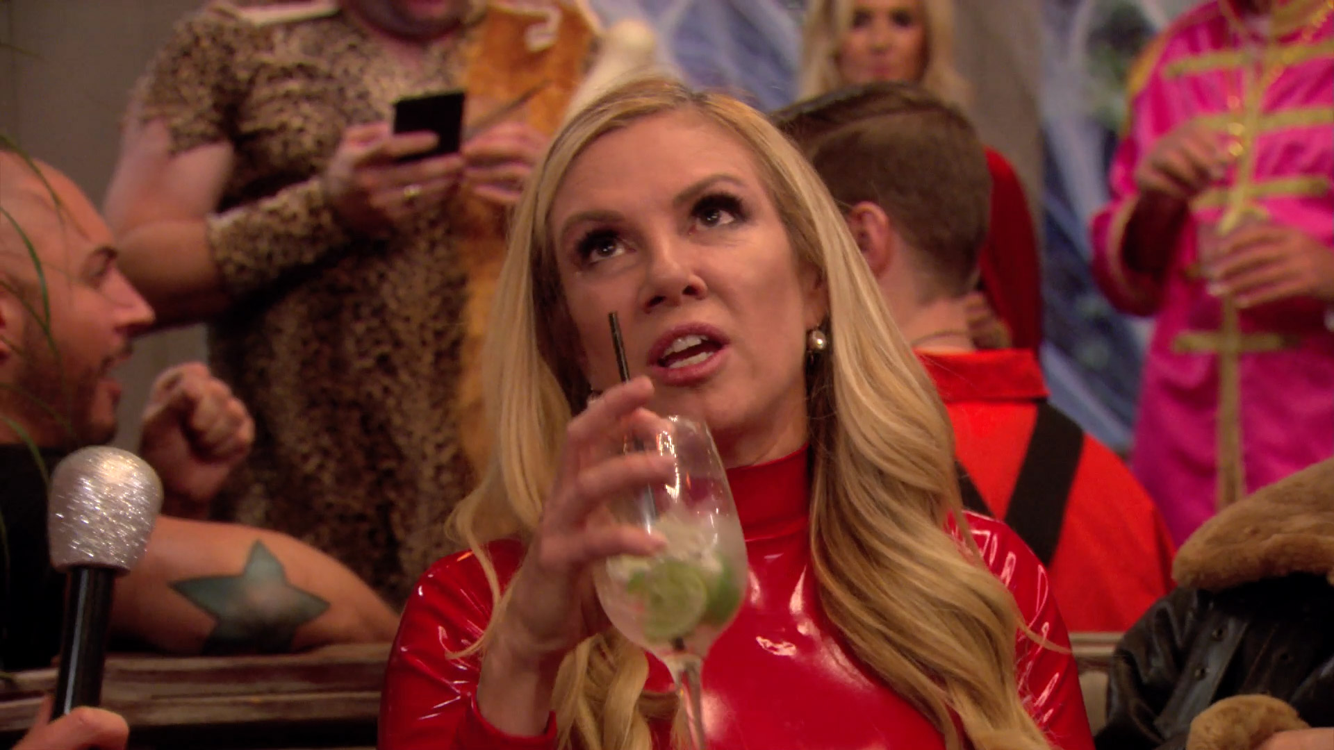 Watch See Even More From Bethenny and Ramona's Halloween Argument | The  Real Housewives of New York City Season 10 - Episode 1 Video