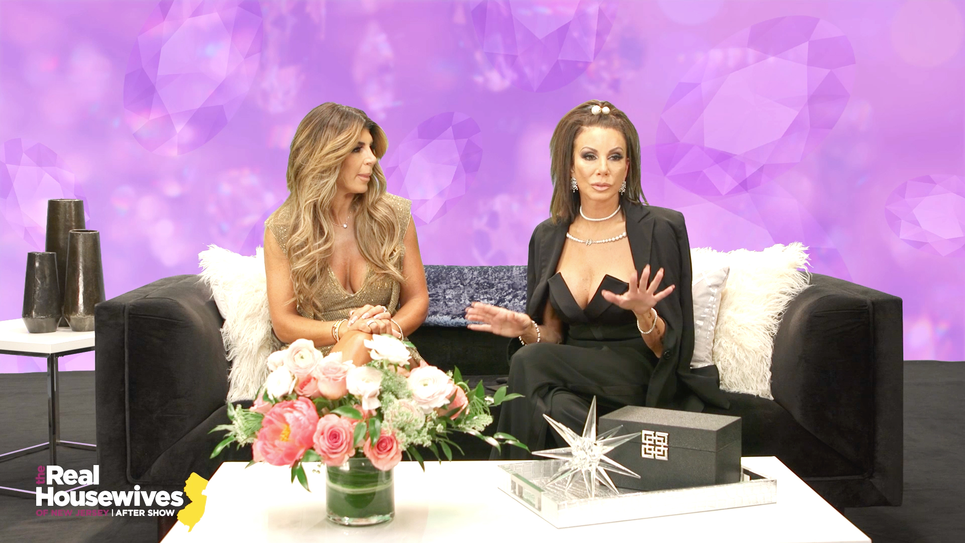 The RHONJ Ladies Accuse Danielle Staub of Twisting Their Words ... But What Can They Do?
