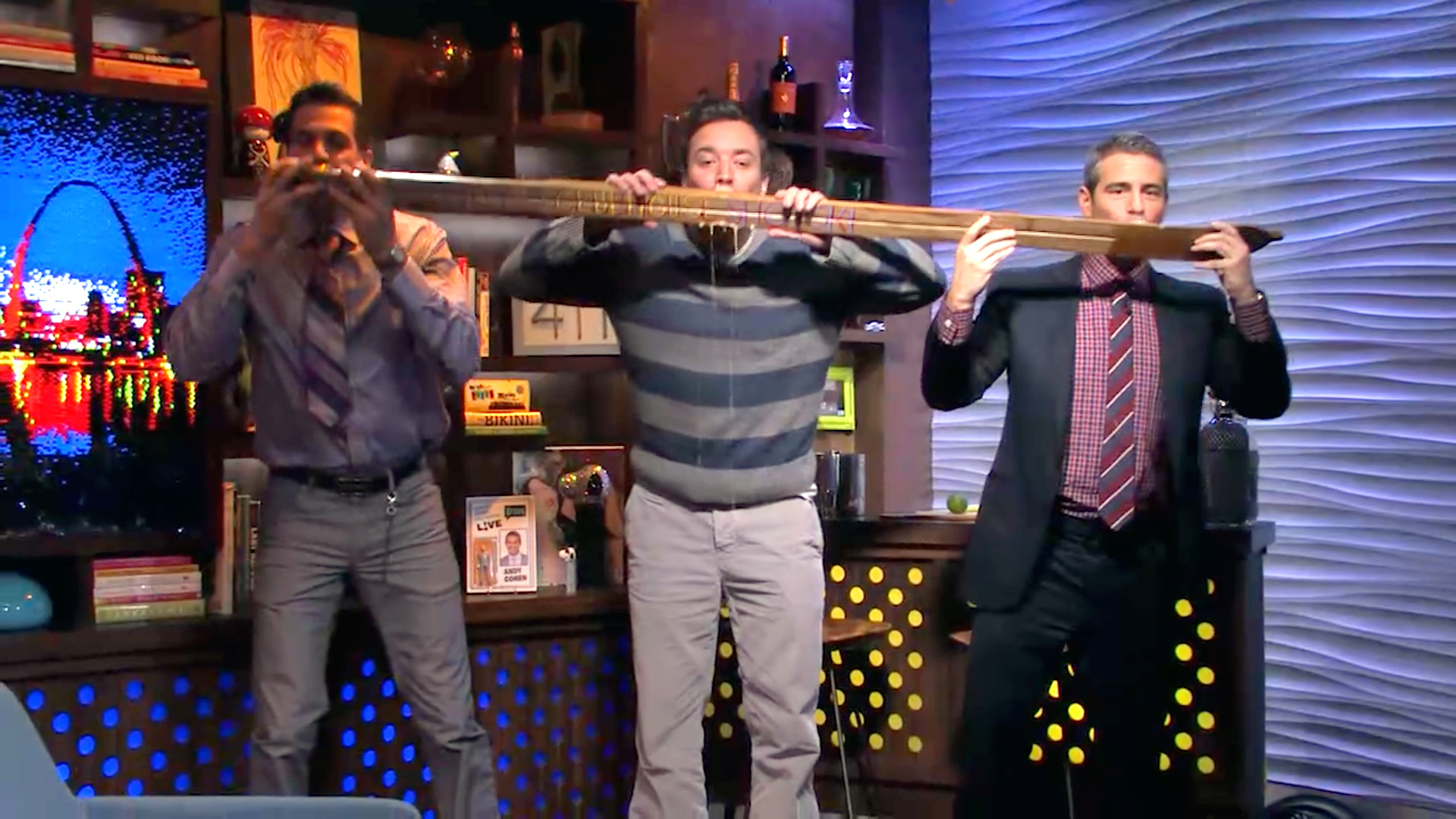 With Andy Cohen About to Be a Daddy, Is This the Future of the Shotski?