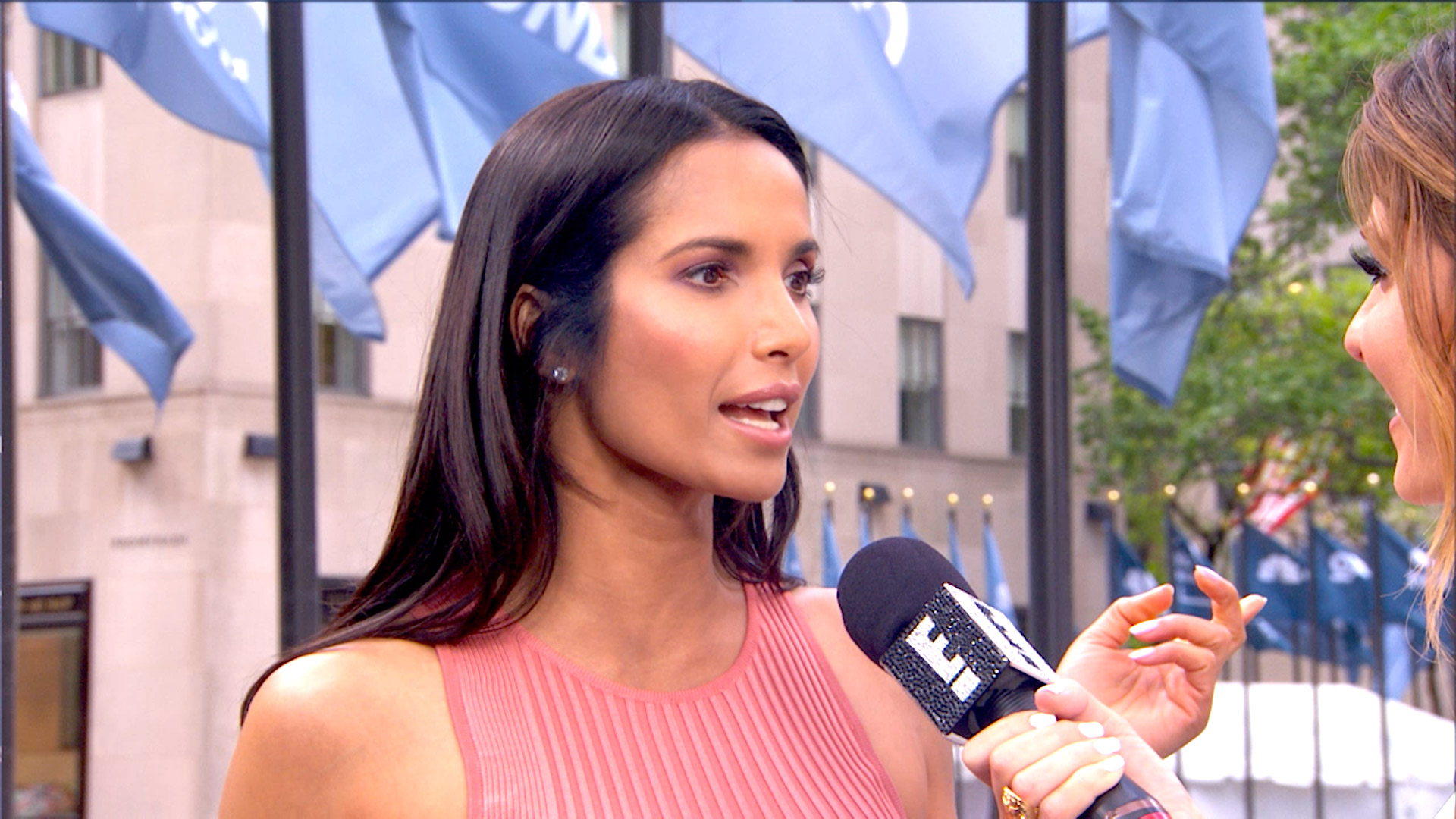 Wow! Padma Lakshmi Has the Most Over-the-Top Way of Showing Her Love for Pizza