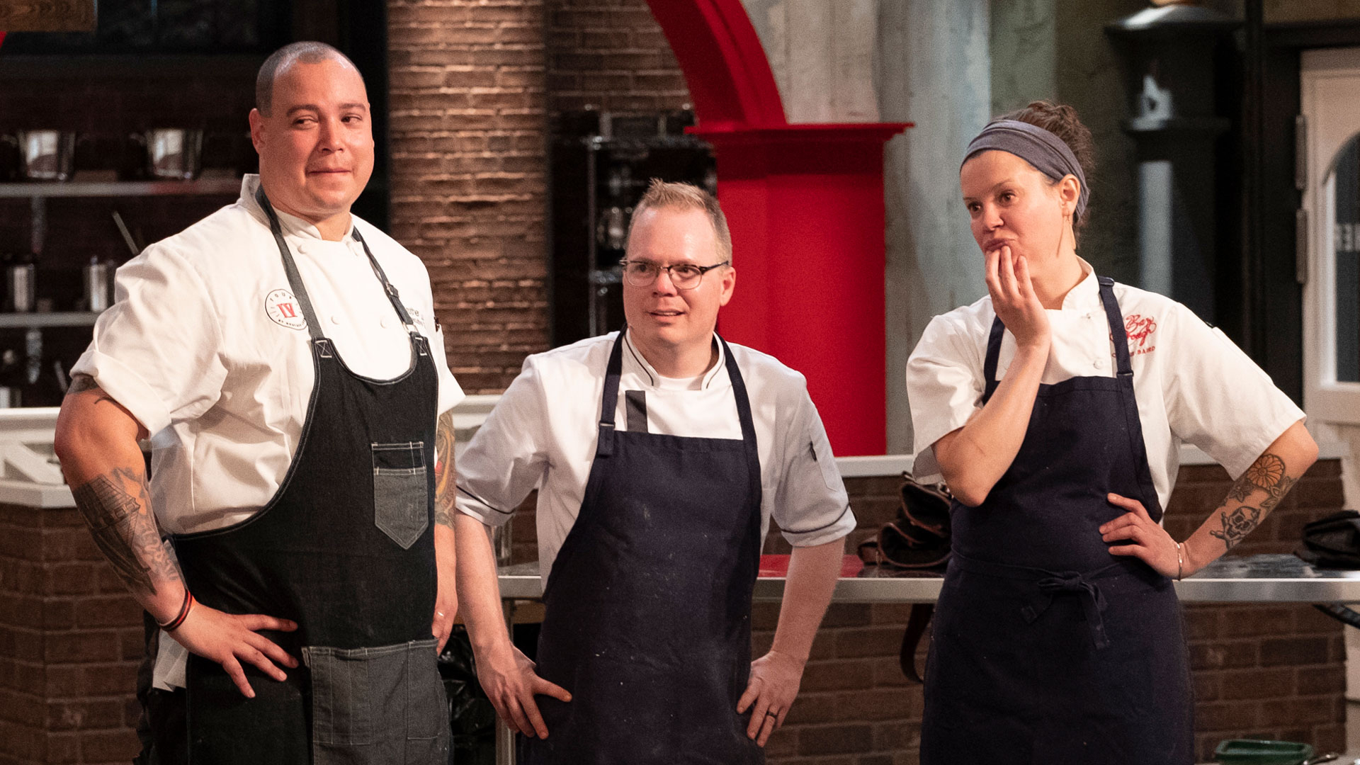 Top Chef's First Eliminated Chef Faces Hot Competition From Formidable Vets — For One More Chance