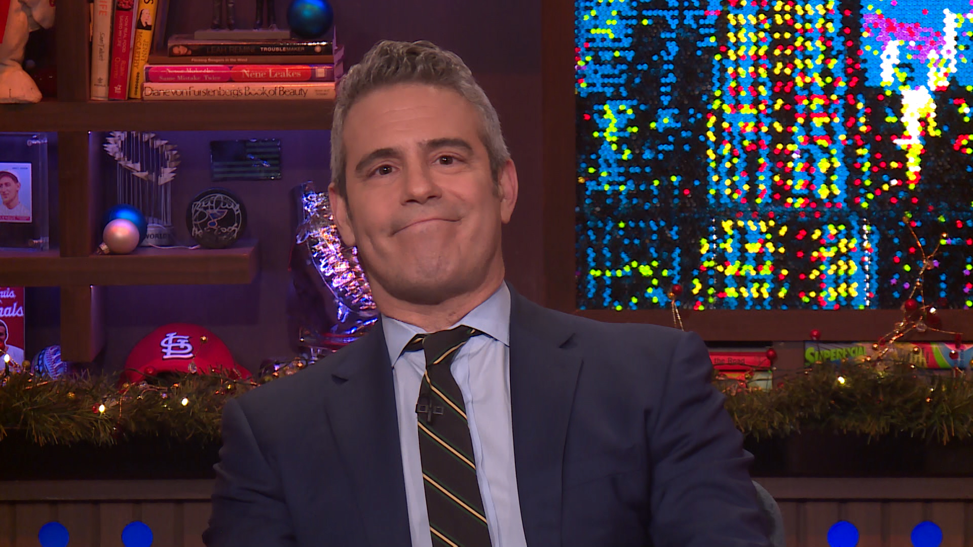 Meet a Member of Andy Cohen's Growing Family