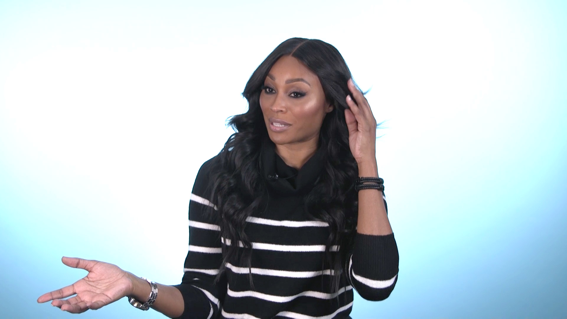 The Real Housewives Of Atlanta Fashionista Dishes On Her Style Inspiration  For Her New Crib.