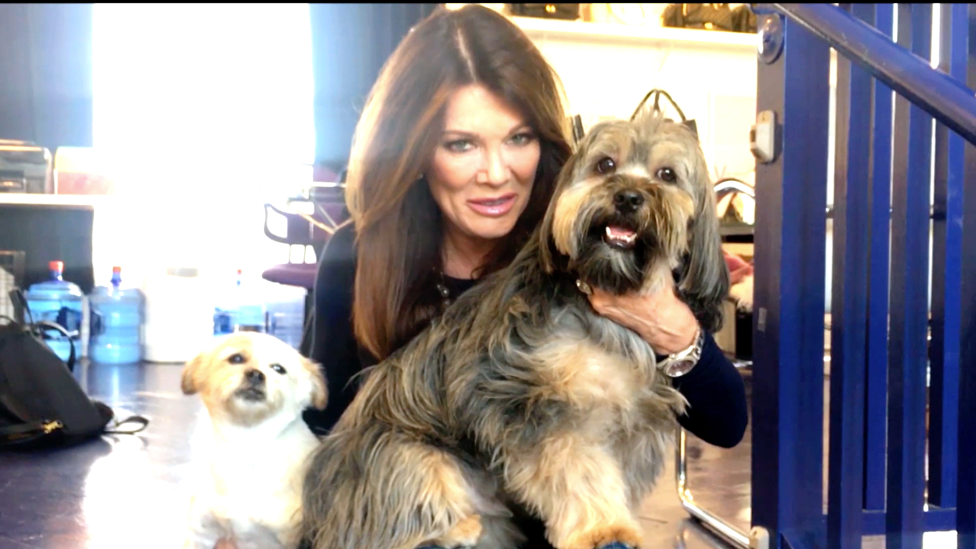 Here's Something Lisa Vanderpump Never Thought Would Happen During Her Time on The Real Housewives of Beverly Hills