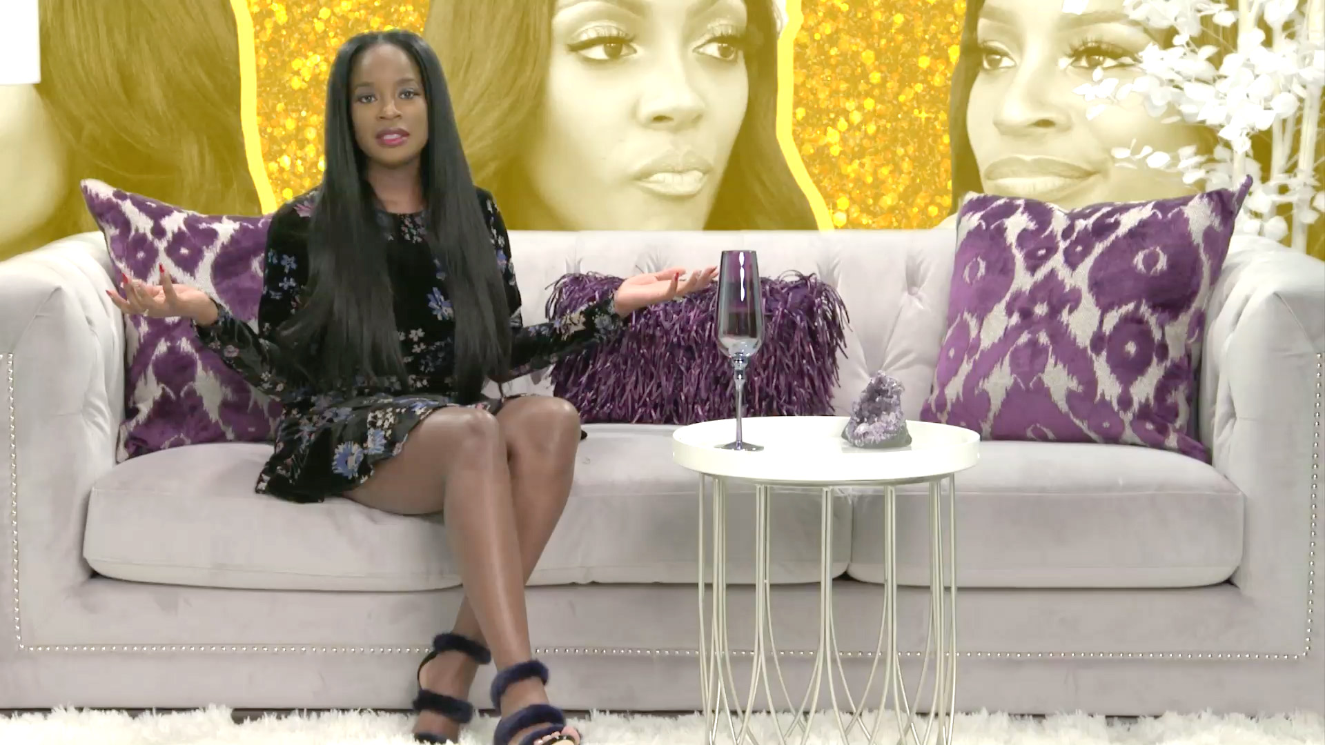 Porsha says kandi dating a girl