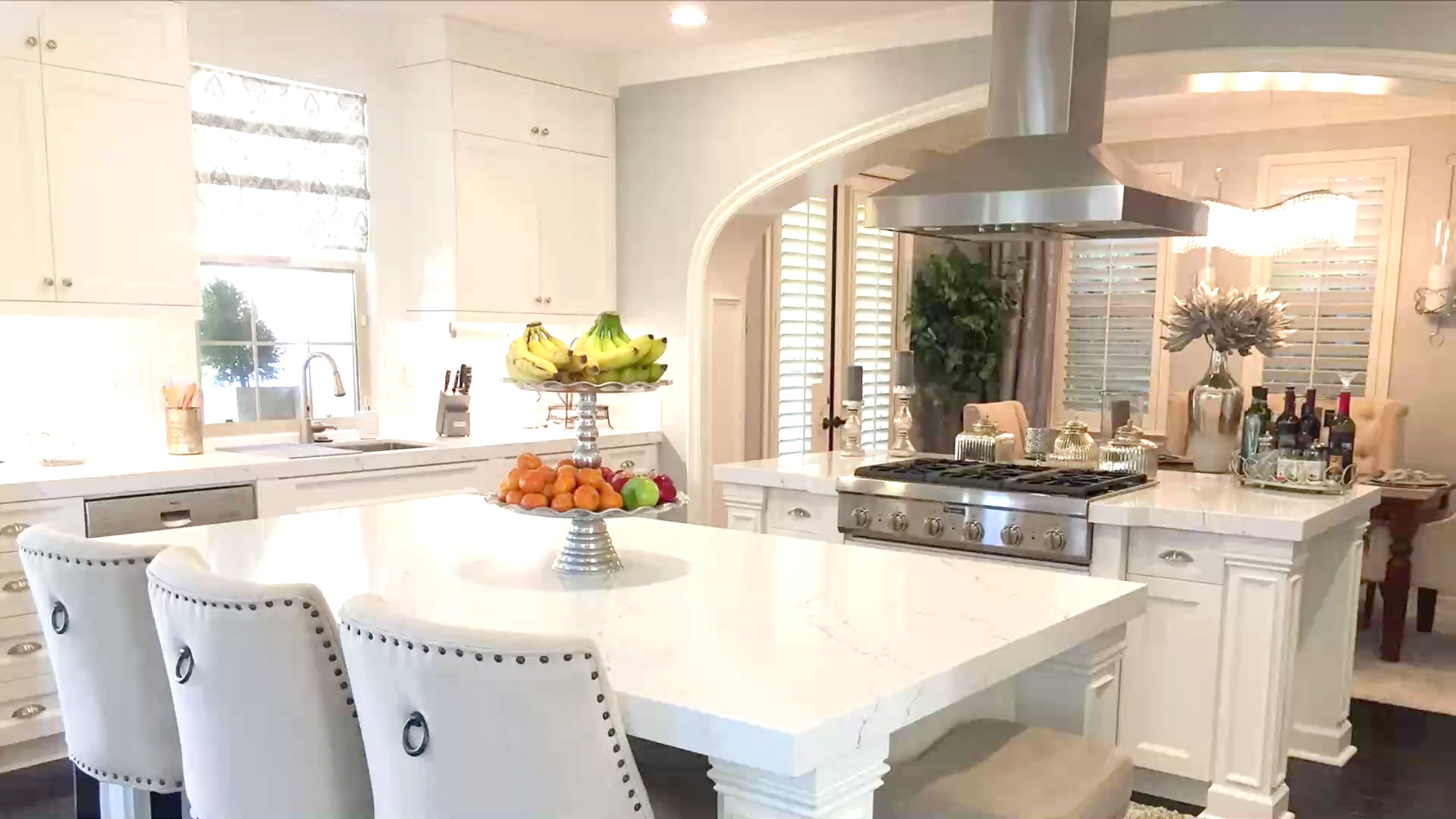 Watch Step Inside Tamra Judge\'s Gorgeous New Kitchen | The Real ...